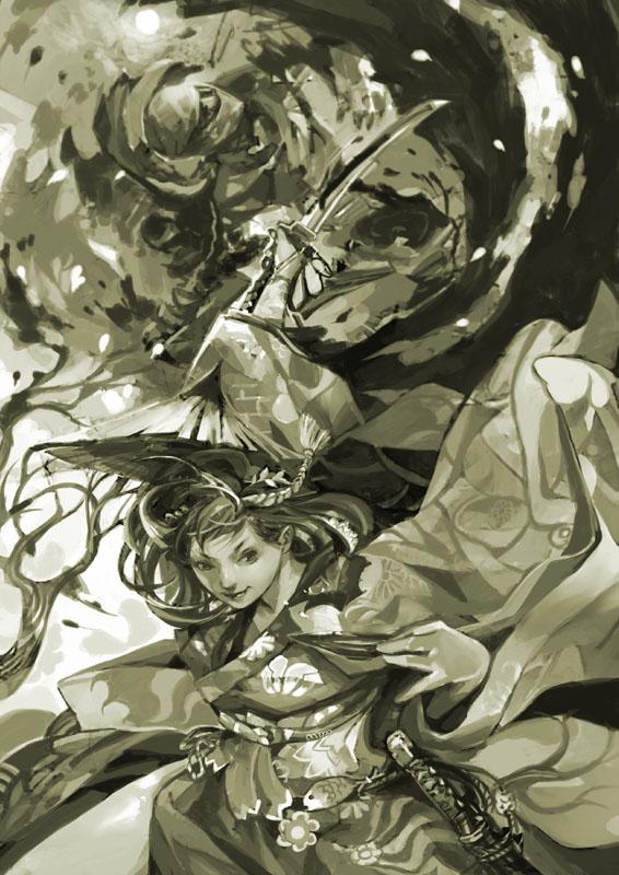 chihiro strike by hoyhoykung