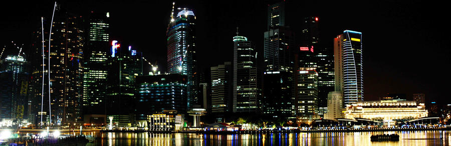 Marina Bay Sands by shuttershade