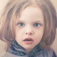 young lady by Vladimir-Serov