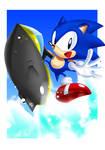Sonic the Screensaver Seadoo
