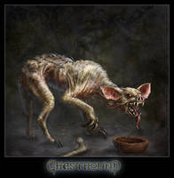 Ghasthound by Eclectixx