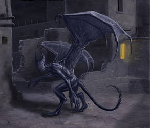 Nightgaunt by Eclectixx