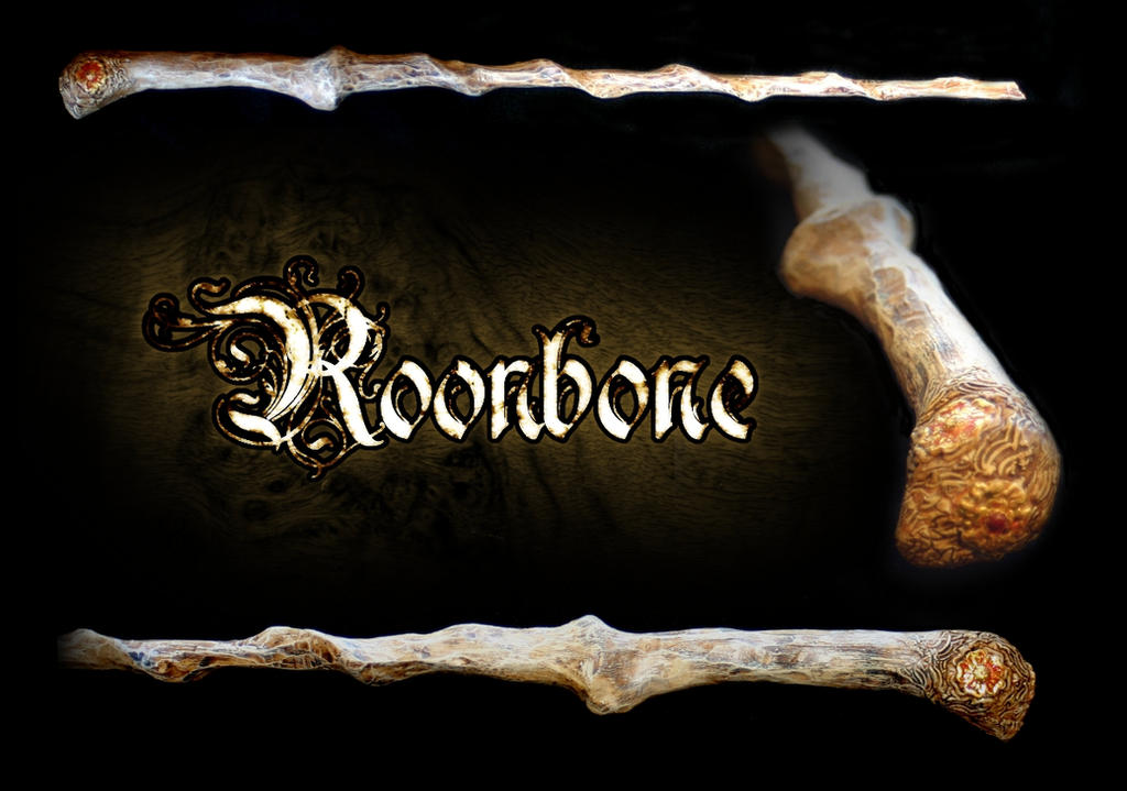 Roonbone by eclectixx on deviantart for Wooden elder wand for sale