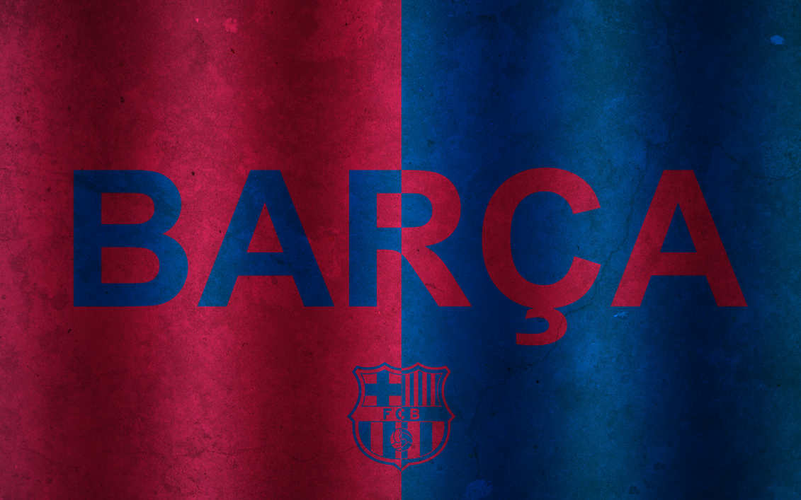 fc barcelona - wallpaperccrt on deviantart