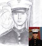 My Brave Marine Friend