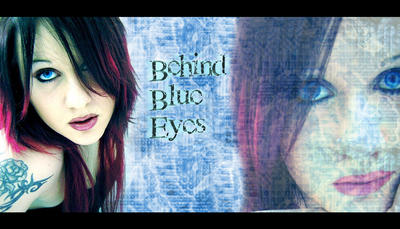 Behind Blue Eyes by 4gotN1