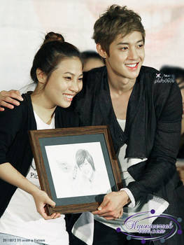 HYUNJOONG OPPA WITH ME 2