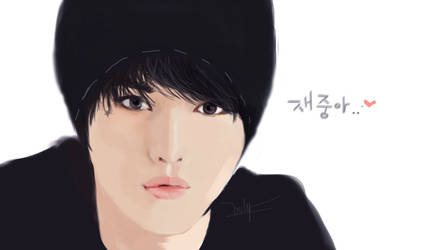 Jaejoong digital ver 1