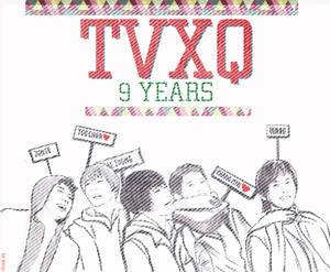 TVXQ! 9 YEARS