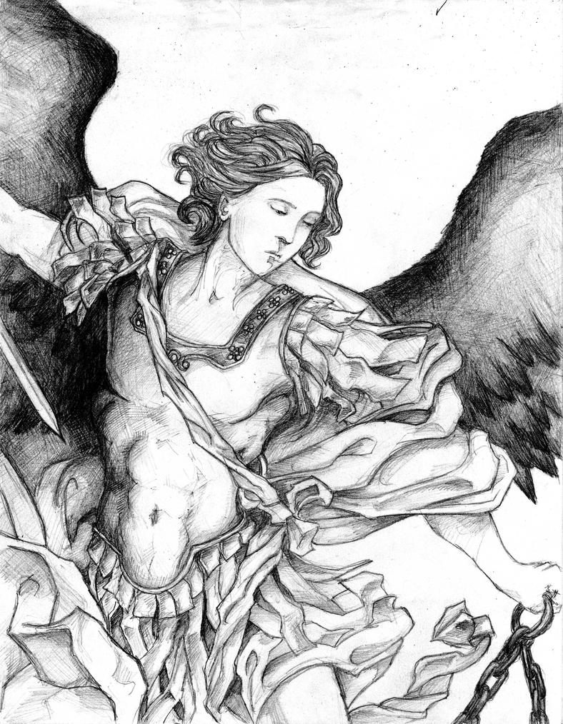 St. Michael Drawings