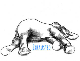 Exhausted by Mithferion