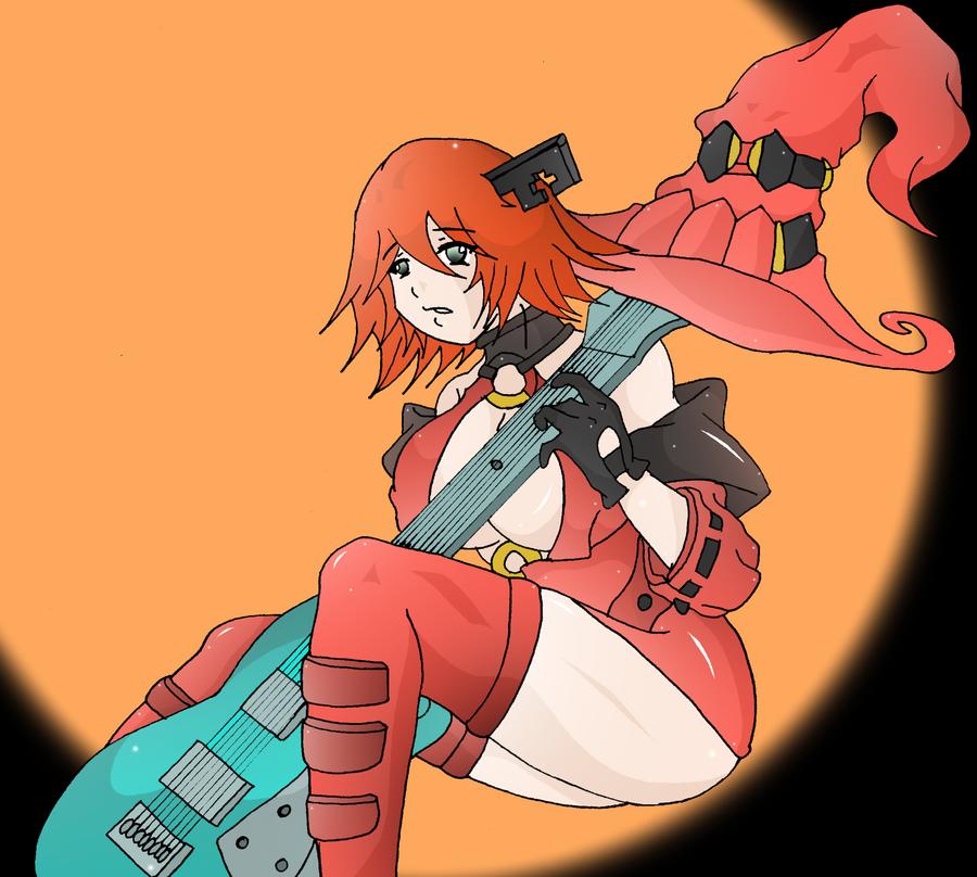 GG Halloween by Banga-kun