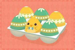 Eggs by RoseyCheekes