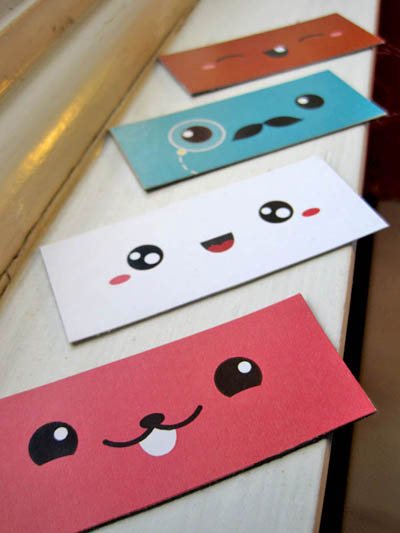 Cute Magnets by orangecircle