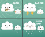 Cloudy Comic