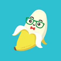 Bananerd by RoseyCheekes