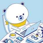 Bear at Work