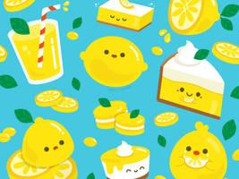 Lemon Tiiiiime! by RoseyCheekes