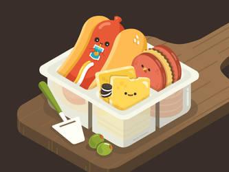 Charcuterie Lunchables