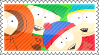 South Park Stamp by kefek