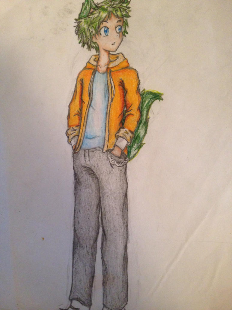 Daniel PDH(Casual)(Aphmau group collab) by xcmyswagx