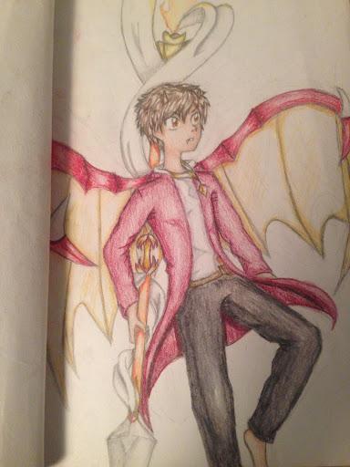 Ryoto: The Dragon Born by xcmyswagx