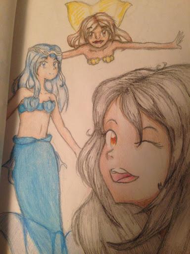 Mermaids by xcmyswagx