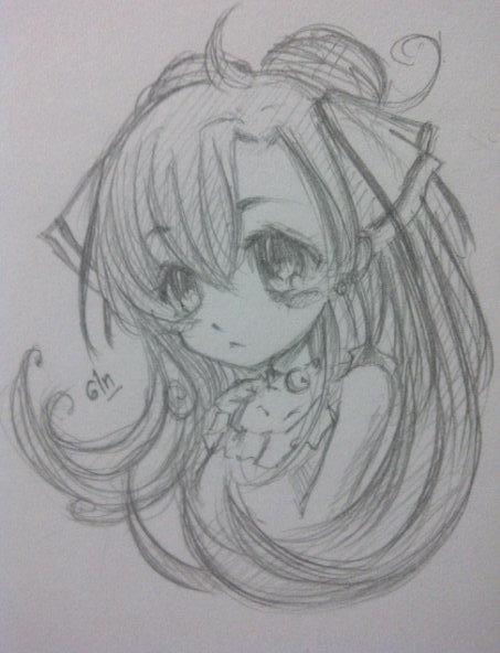 Original Character (again) by cubic-tan