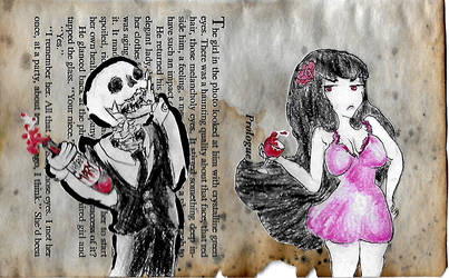 Vampire-sama and her Grim Butler by Yorisoi