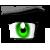 ANIME EYE free avatar by Magma-Whip