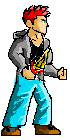 Character Sprite practice by Magma-Whip