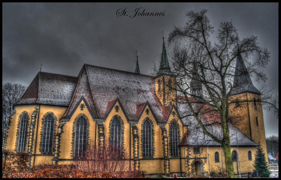 St. Johanneskirche in Rulle by whydinho