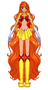 Sailor Sun by Sirena-Voyager