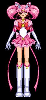 Eternal Sailor Chibi Moon - 2003 Manga Cover