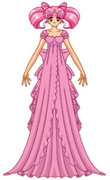 Princess Small Lady Serenity - Dream/Crystal by Sirena-Voyager