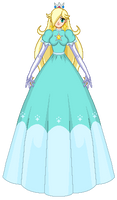 Princess Rosalina - Retro