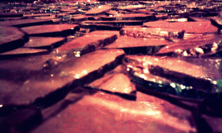 broken glass wallpaper. roken glass wallpaper.