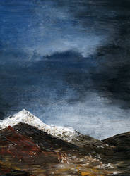 Mountainscape I