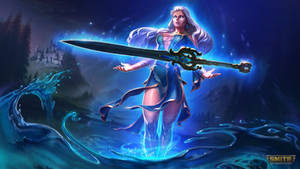 Freya - Lady of the Lake