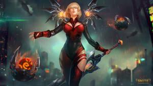 Nemesis - Scarlet Judgement
