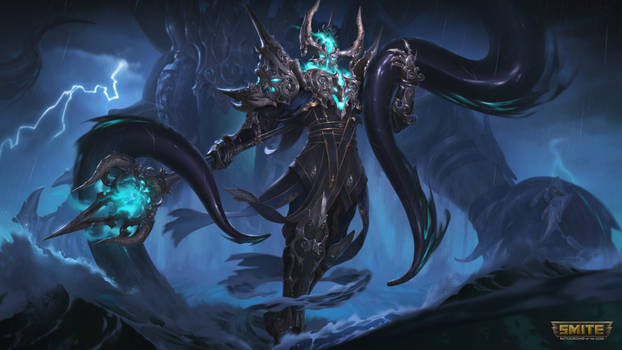 Poseidon - Sunken Sorcerer