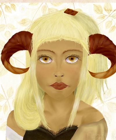 Horns by dienahHUN