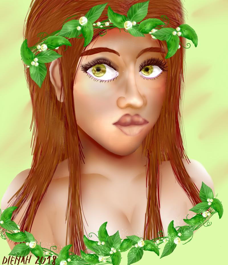 Wreath by dienahHUN