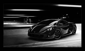 Azureus Parking Garage by drewbrand