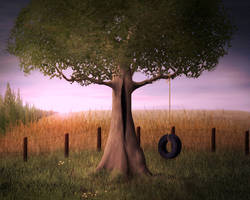 The Swing by drewbrand
