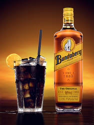 Liquor Rainbow Series: Bundaberg