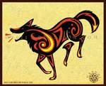 Fire Dog Dance