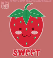 Strawberry Sweet by Naryu