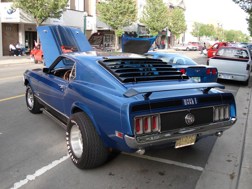 Mustang Mach 2 Ides Dimage De Voiture 1969 Ford Fastback 1970 1 2wrestler0708 On Deviantart