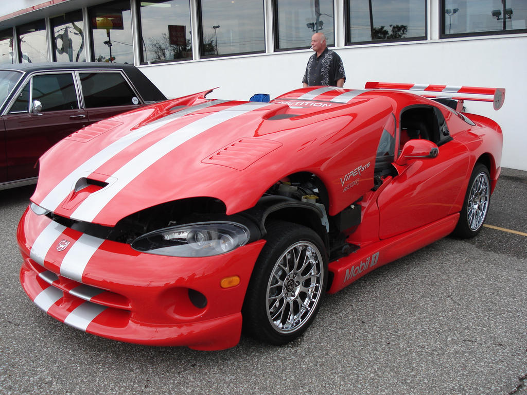 2002 dodge viper acr by wrestler0708